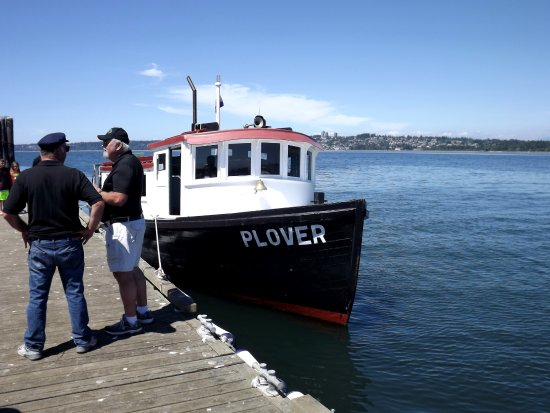 Historic Plover Ferry