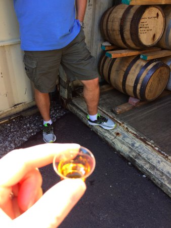Lebanon, KY: Are you kidding me?? I'm sampling out of the barrel. This is heaven.