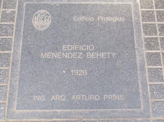 Edificio Menendez Behety