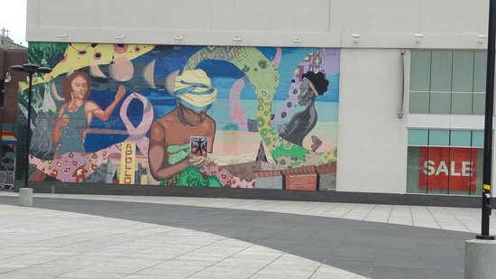 Foto Murales New York.Murales En Harlem Picture Of Free Tours By Foot New York