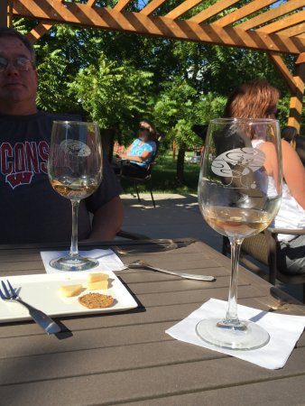 Germantown, WI: Apple Works Winery