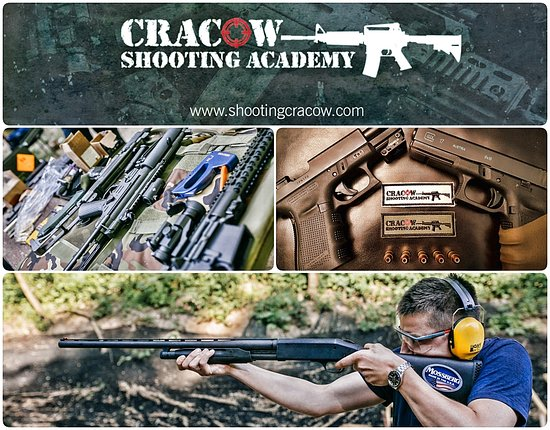 ‪Shooting in Krakow - Cracow Shooting Academy - Strzelnica Krakow‬