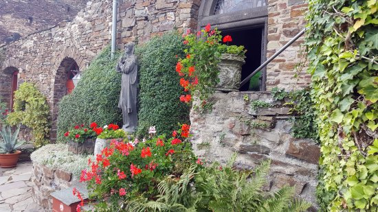 Alken, เยอรมนี: территория замка