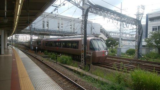 Odakyu Limited Express Romancecar: 地味な車両