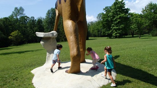 Morrisburg, Kanada: Kids loved it!