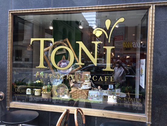 Toni Patisserie Cafe Chicago