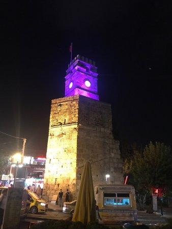 Photo of Monument / Landmark Clock Tower at Kalekapysy Square, Antalya, Turkey
