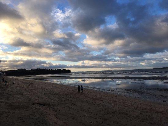 Devonport, Nowa Zelandia: Looking out into the Hauraki Gulf