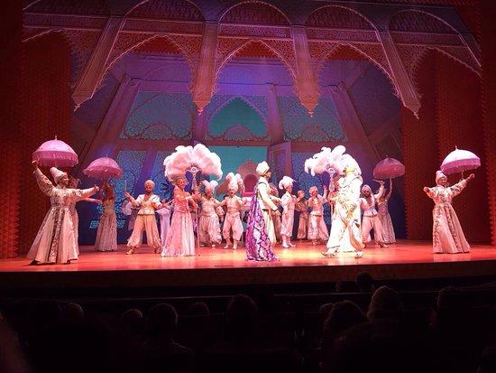 Photo0 Jpg Bild Von Disneys Aladdin Hamburg Tripadvisor