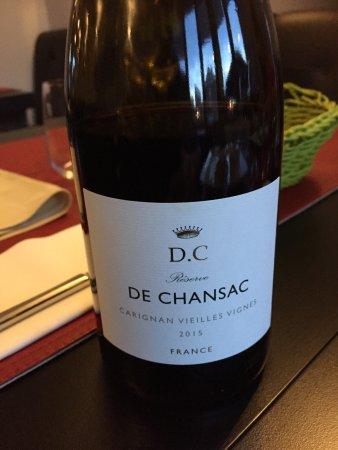 """Wemmel, Belgia: Excellent """" vin du patron """""""