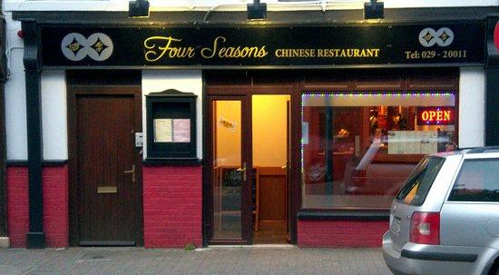 Kanturk, Irlanda: Four Seasons Chinese Restaurant