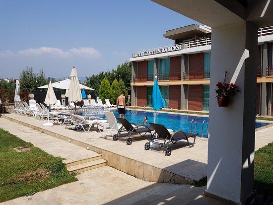 Hotel Zeytin Bahcesi