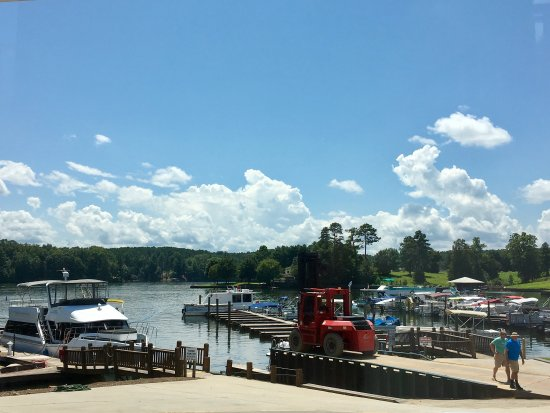 Hickory, Carolina del Norte: River's Edge Marina