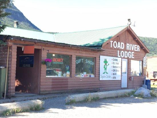 Toad River Φωτογραφία