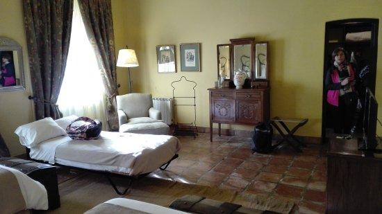Patios de Cafayate Wine Hotel: Habitación triple