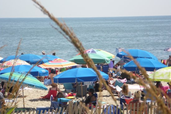 Rehoboth Beach, DE: Colorful!