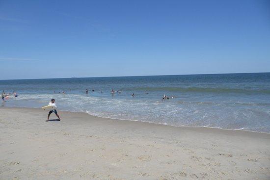 Pantai Rehoboth, DE: The Surf!