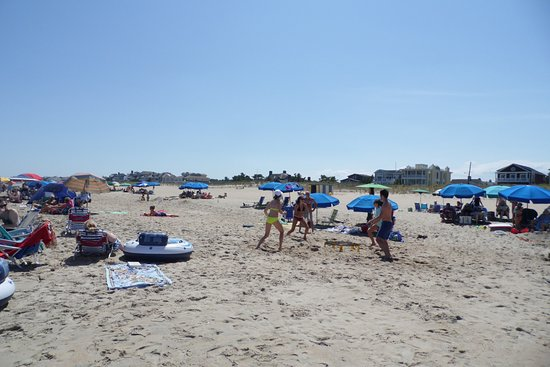 Rehoboth Beach, DE: Sand!