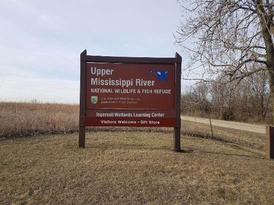 Upper Mississippi River National Wildlife Refuge