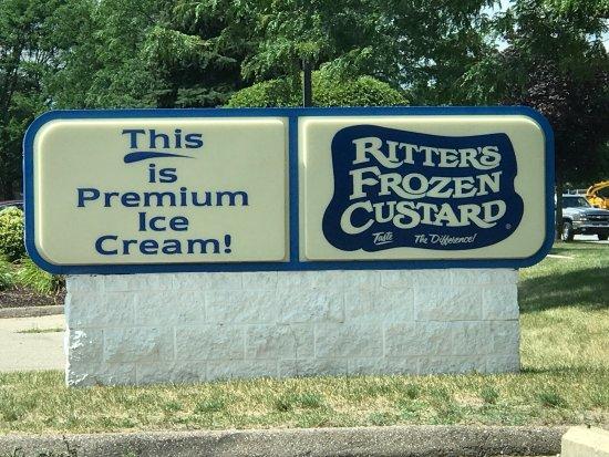 ลิโวเนีย, มิชิแกน: Ritter's Frozen Custard