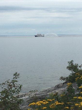 Star Line Mackinac Island Hydro-Jet Ferry: photo1.jpg