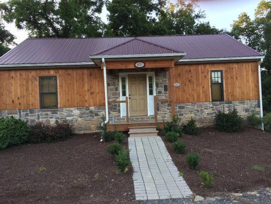 The Lodges at Gettysburg: Our lodge