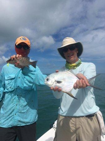 Dinner billede af everglades city fishing charters for Everglades fishing guide