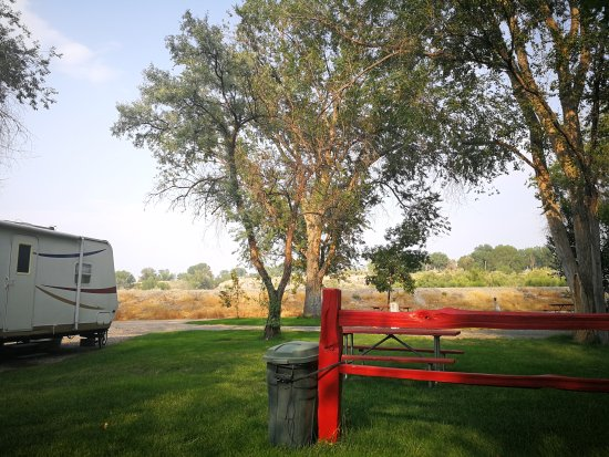 Greybull, Вайоминг: Green Oasis Campground