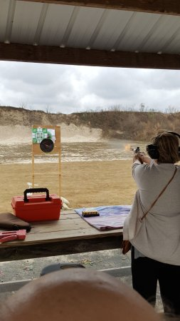 DeFuniak Springs, FL: My mother shooting.