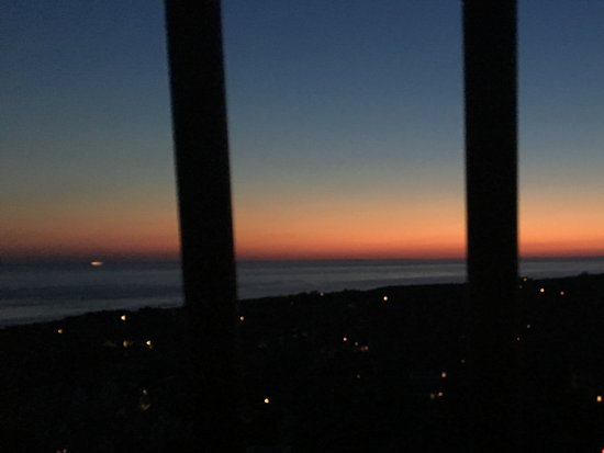 Cape May Lighthouse: The sunset from the top of the lighthouse