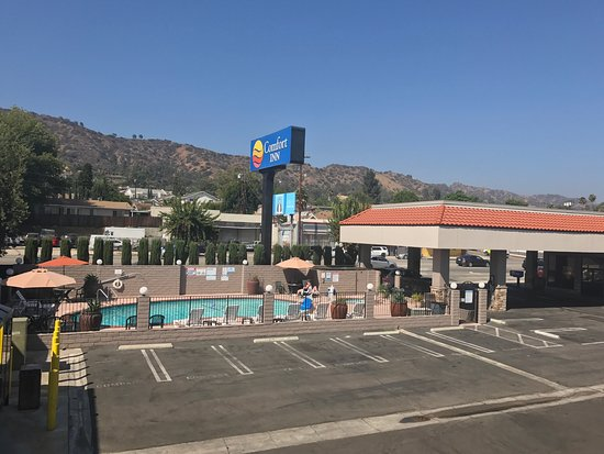 Photo9 Jpg Picture Of Comfort Inn Near Old Town Pasadena