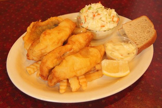 Jackson, WI: Lake Perch Dinner