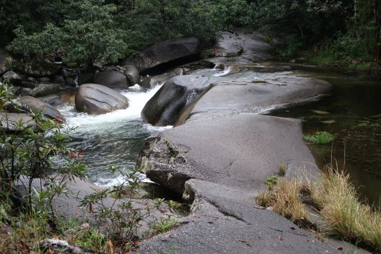 Babinda Boulders - View from Lookout