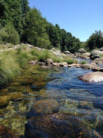Losar de la Vera, Испания: el rio