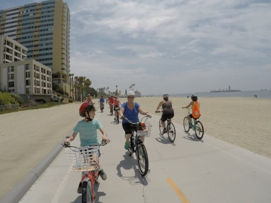 Pe Greater Long Beach Bike Als And Tours Path