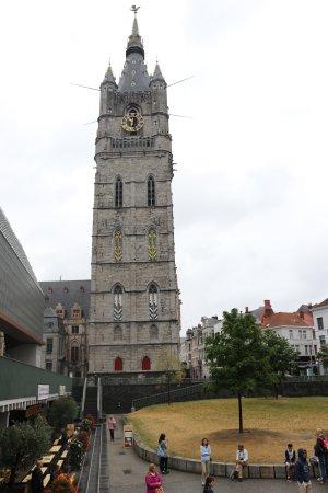 Het Belfort van Gent Picture of Brussels City Tours Brussels