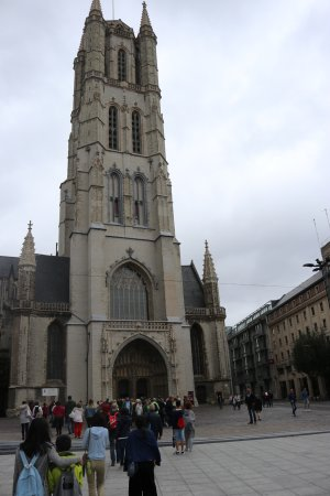 Brussels City Tours: Saint Bavo's Cathedral