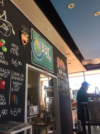 Woy Woy, Australia: Bbf Cafe