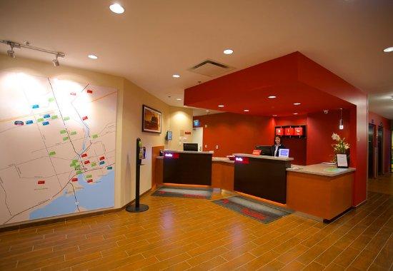 Belleville, Canada: Lobby