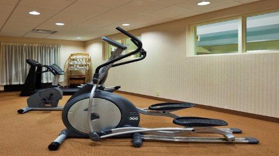 Harriman, TN: Enjoy our Energetic Exercise Room