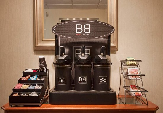 Liverpool, NY: Coffee Station