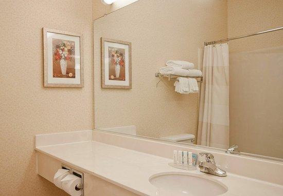 ลิเวอร์พูล, นิวยอร์ก: Guest Bathroom
