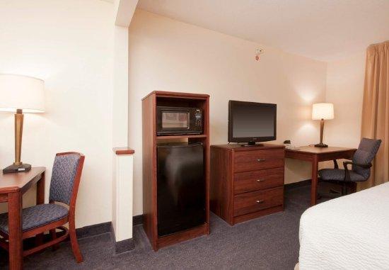 ลิเวอร์พูล, นิวยอร์ก: Executive King Guest Room Amenities