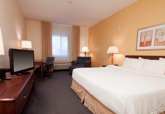Liverpool, Estado de Nueva York: King Guest Room