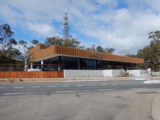Dromana, Австралия: Summit chairlift cafe