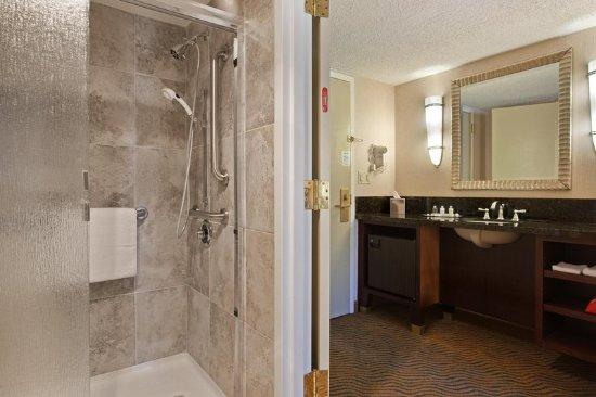 South Burlington, VT: Accessible Bathroom