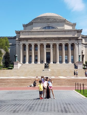 Biblioteca Columbia University