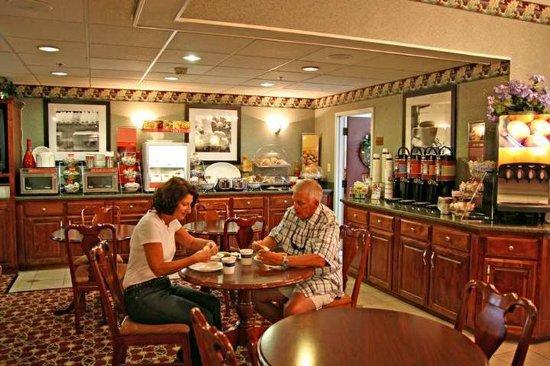 Jonesville, Северная Каролина: Restaurant