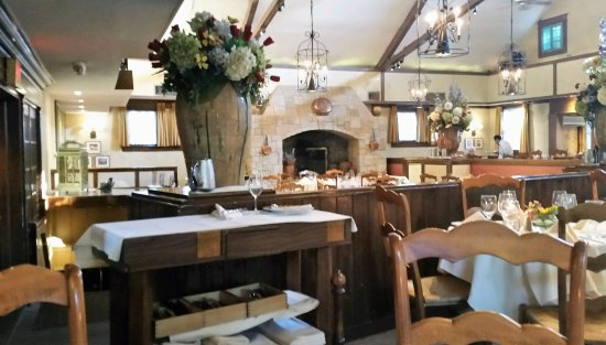 Chevy Chase, MD: La Ferme Restaurant Interior