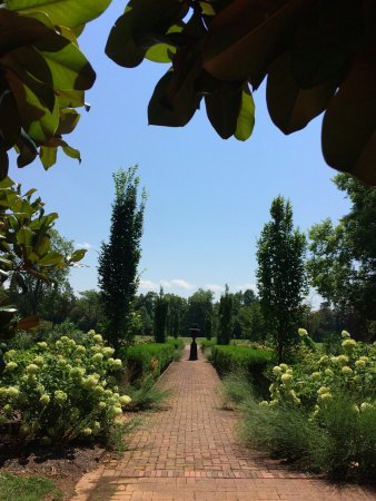 Bardstown, KY: The gardens